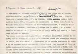 """Intervento di Giovanna Borrello al convegno """"Donne contro la mafia"""""""
