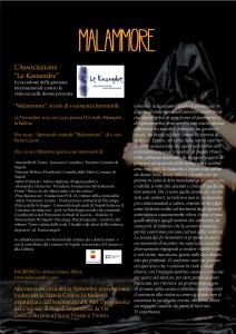 """""""Malammore"""": storie di r-esistenza femminile"""