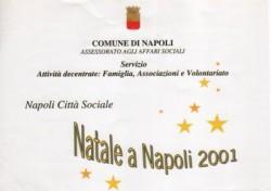 Natale a Napoli 2001