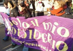 Manifestazione del 14 gennaio 2006